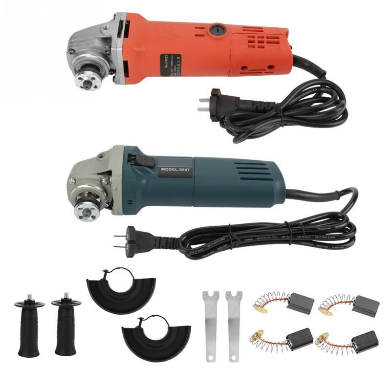 Hot 2019 Angle Grinder CN Plug 220V Handheld Electric Angle Grinder 820W1020W Grinding Machine for Metal
