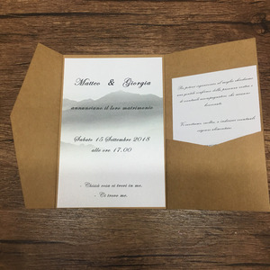 Image 4 - 100 סטי אלגנטי לייזר לחתוך בעבודת יד בציר חתונת הזמנה כרטיס יוקרה הזמנות עם לעטוף ותחרה