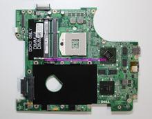 Оригинальная планшетофон для ноутбука 0M2TVP M2TVP HM57 DDR3 DAUM8CMB8C0 материнская плата для ноутбука Dell Inspiron N4010