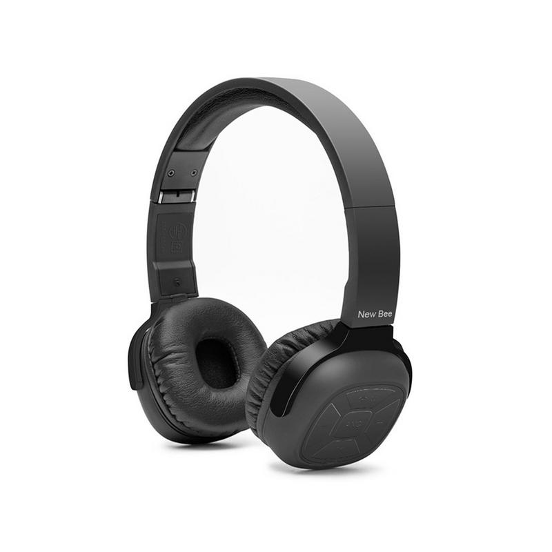 Portable Headphones Wireless Bluetooth Headset Stereo Hd Sounds Surround Devices With Mic Hands free Call For PC TV Mobile Phone-in Bluetooth Earphones & Headphones from Consumer Electronics