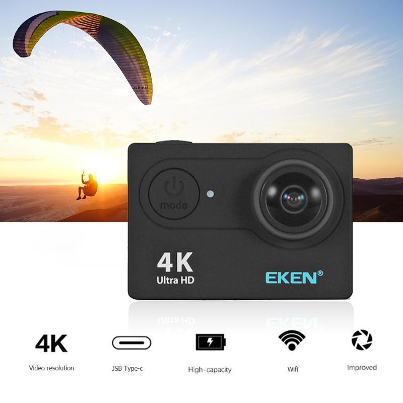 H9R/H9 caméra d'action Ultra HD 4 K/25fps WiFi 2.0