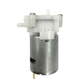 RS-360 DC 3-12V pompa zębata samozasysająca silnik Mini mikropompa wody pompa oleju DC przekładnia silnika pompa zębata akcesoria do pomp tanie i dobre opinie CN (pochodzenie) 0 6A Brushed DC Motor 5-6W 80-150NM urządzenie gospodarstwa domowego 5-6 (W) 7 2 (V)