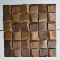 copper mosaic tile metal mosaic tile for house decoration 1 square meter/lot vintage style