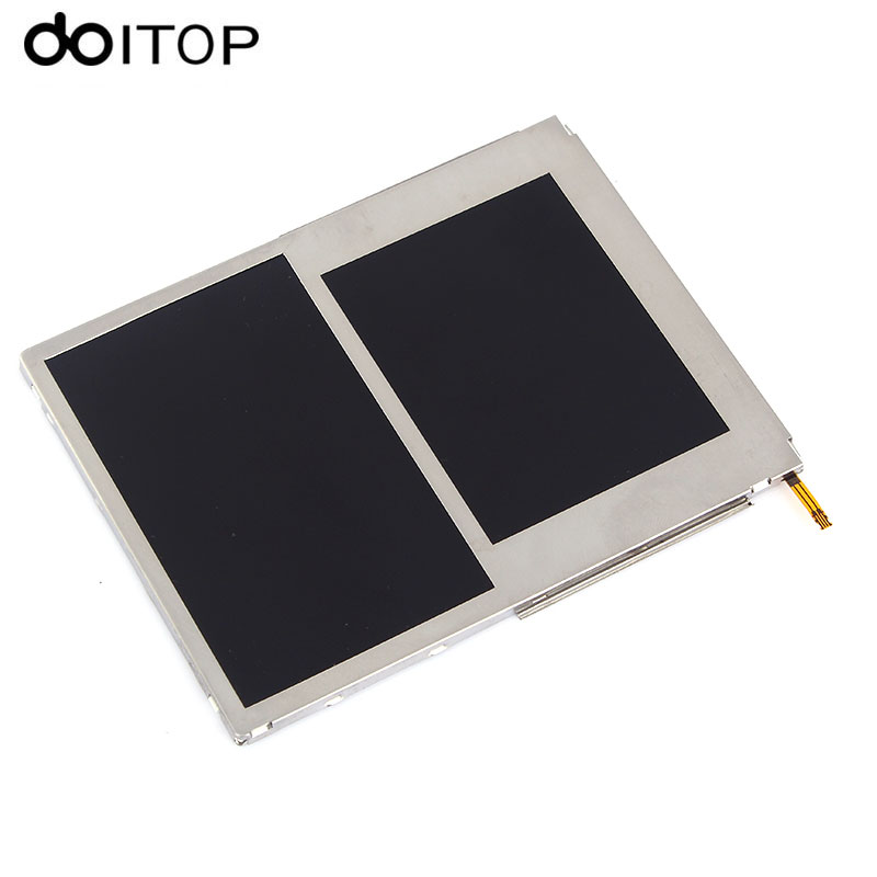 DOITOP High Quality Replacement Screen For Nitend 2DS LCD Display Screen Replacement Repair Parts 100% testedDOITOP High Quality Replacement Screen For Nitend 2DS LCD Display Screen Replacement Repair Parts 100% tested