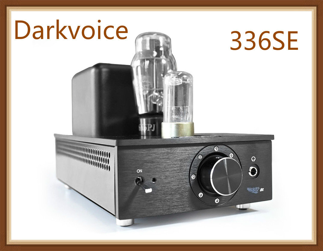 DarkVoice 336SE Headphone Tube Amplifier OTL Headphone Amp Amplifier