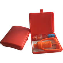 Emergency Venom Extractor Pump Portable Practical First Aid Kit Supplies For Travel Camping Safety Anti Snake Bite Protector