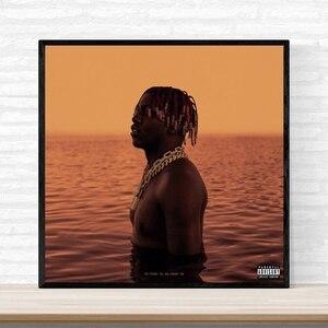 Lil Yachty Lil Boat 2 II Mixtape постер 2018 Альбом Музыкальная Обложка постер печать на холсте домашний декор настенная живопись без рамки