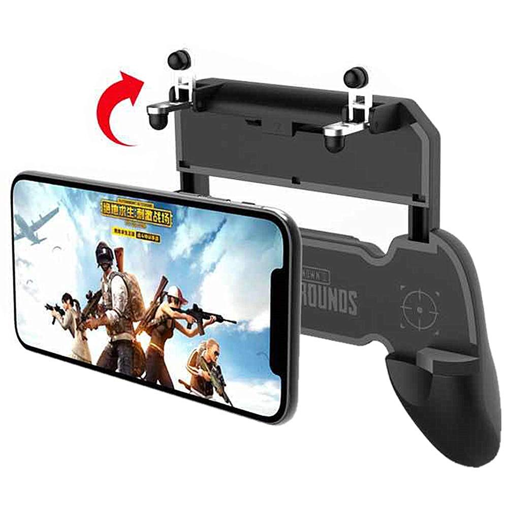 Mobile Game Controller PUBG Mobile Controller pubg Key Gaming Grip Gaming Joysticks 4.5-6.5inch Android iOS Compatible Phone(China)