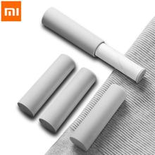 XIAOMI Original Jordan & Judy 5PCS Replaceable Sticky Paper Roller For Portable Clothing Hair Sticker Clothing Cleaning Brush(China)