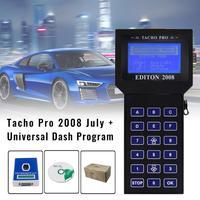 Version KM Tools Tacho Pro 2008 Unlock Tacho Pro Odometer Mileage Correction Tacho Pro Universal Dash Programmer Diagnostic Tool