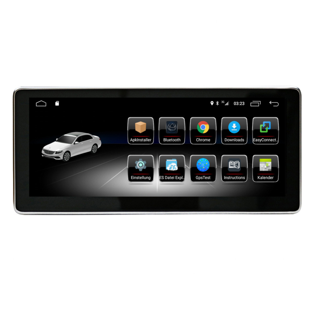"""10.25"""" Android Car GPS Navigation Radio Stereo For"""