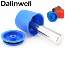 3 Illy Pods 1 Tamper Reusable Illy Coffee Capsule Food Grade Refillable Coffee Capsula Illy Machine Refill Coffee Filter Cup