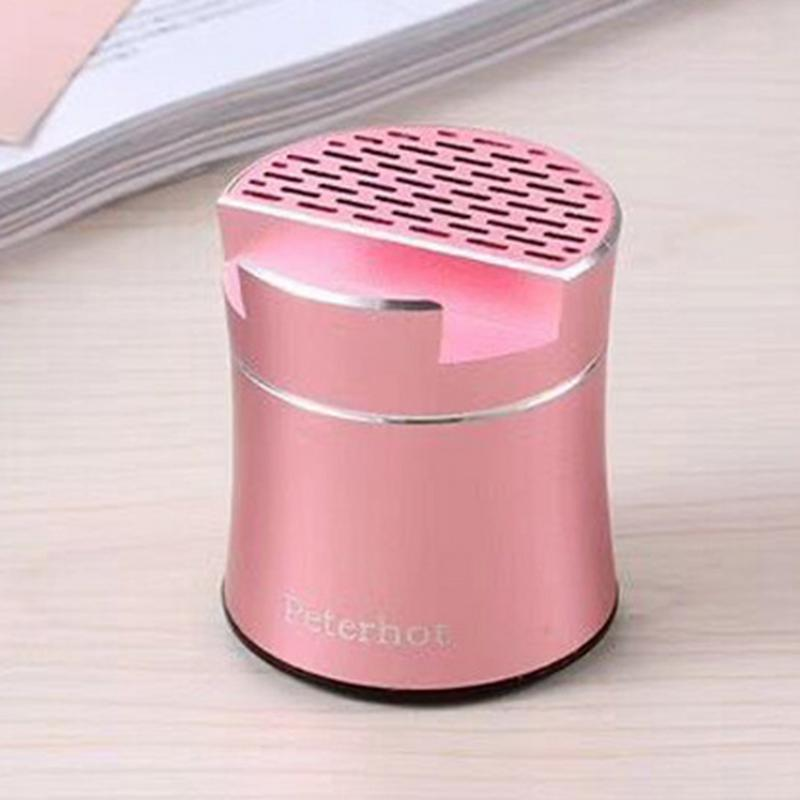 Image 2 - Portable Mini Player Wireless Bluetooth Speaker Series Stereo Hd Hifi Sounds Small Devices Mobile Phone Bracket Shake to change-in Subwoofer from Consumer Electronics
