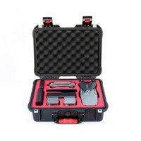 PGYTECH водостойкий Чехол DJI Mavic 2 Коробка для хранения Путешествия Портативный чехол для переноски безопасности для Mavic 2 Pro Zoom Drone аксессуары