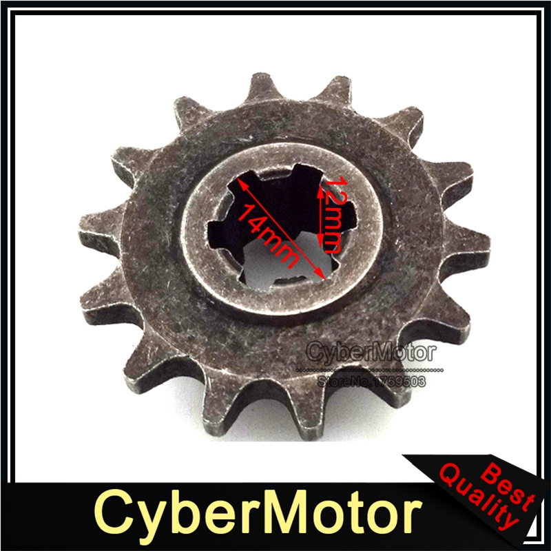 Parts Club Heavy Duty Clutch Assembly with 1 Bore /& #40//41//420 Chain Sprocket for Go-Karts /& Mini Bikes 14 Tooth Sprocket
