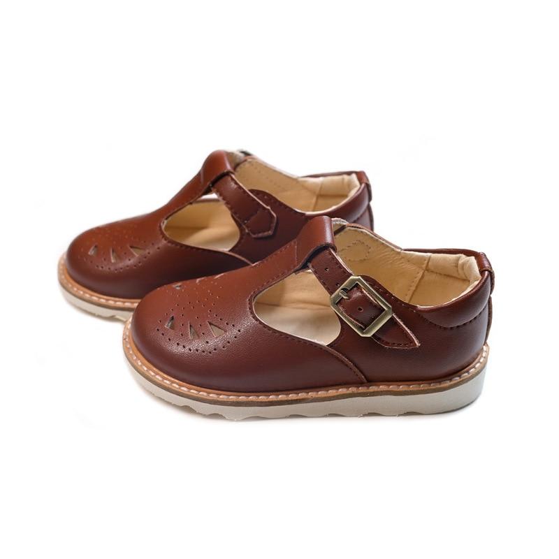Sapatos para Menina Sapato Verão Sandálias Idades Qgxsshi