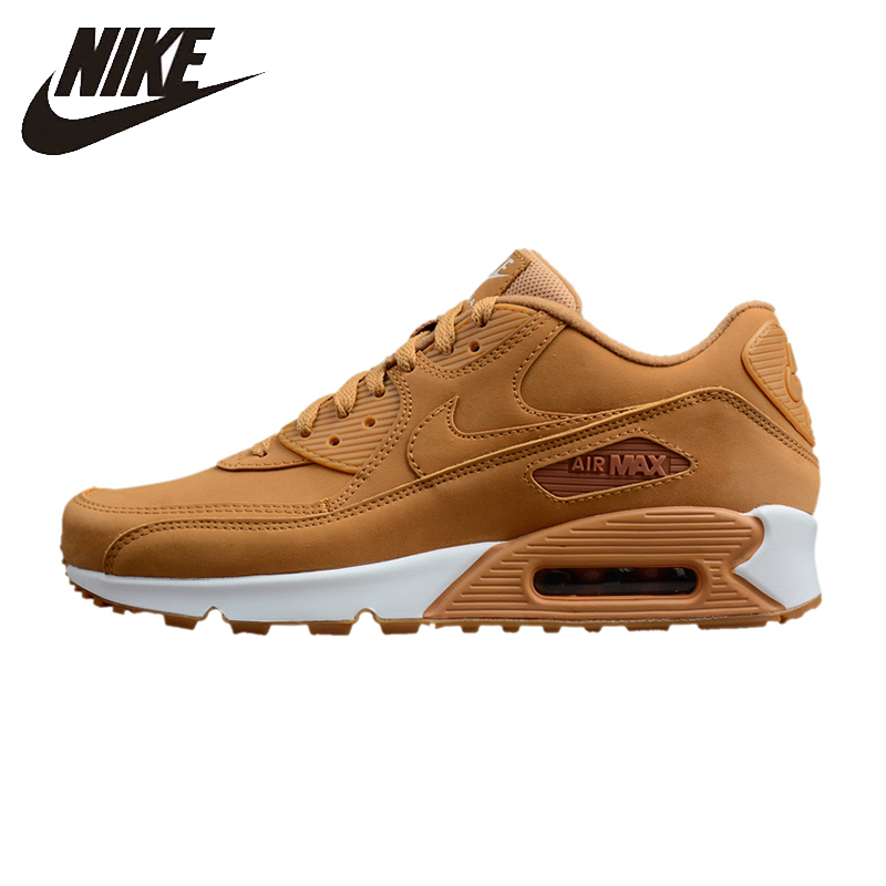 Nike Air Max 90 Essentiel Hommes chaussures de course de Choc absorbant Non-slip Sports de Plein Air Sneakers #881105