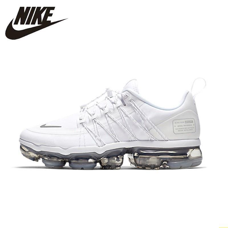 NIKE AIR VAPORMAX RUN UTLTY Dorigine Femmes chaussures de course coussin dair Confortable Sports de Plein AIR Sneakers # AQ8811-100NIKE AIR VAPORMAX RUN UTLTY Dorigine Femmes chaussures de course coussin dair Confortable Sports de Plein AIR Sneakers # AQ8811-100