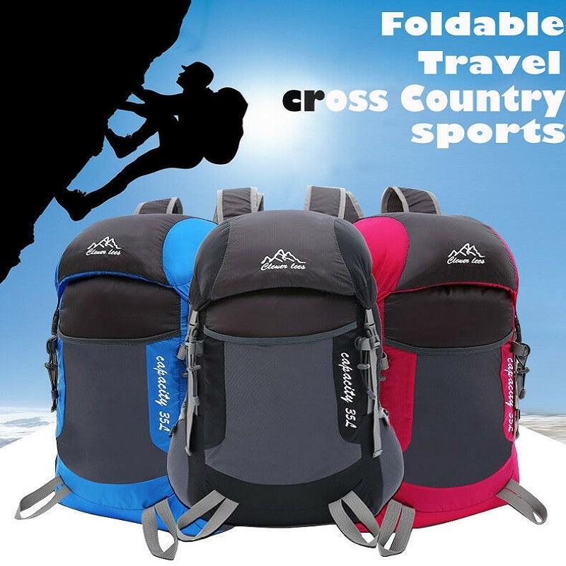 2019 New Ocardian Boys Girls Men Nylon Climb Bag Shoulder Motion Travel Backpack Breathable Backpack