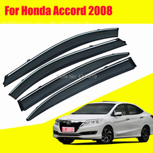 Car Sun Visor Window Rain Shade for Plastic Accessories For Honda Accord 2008