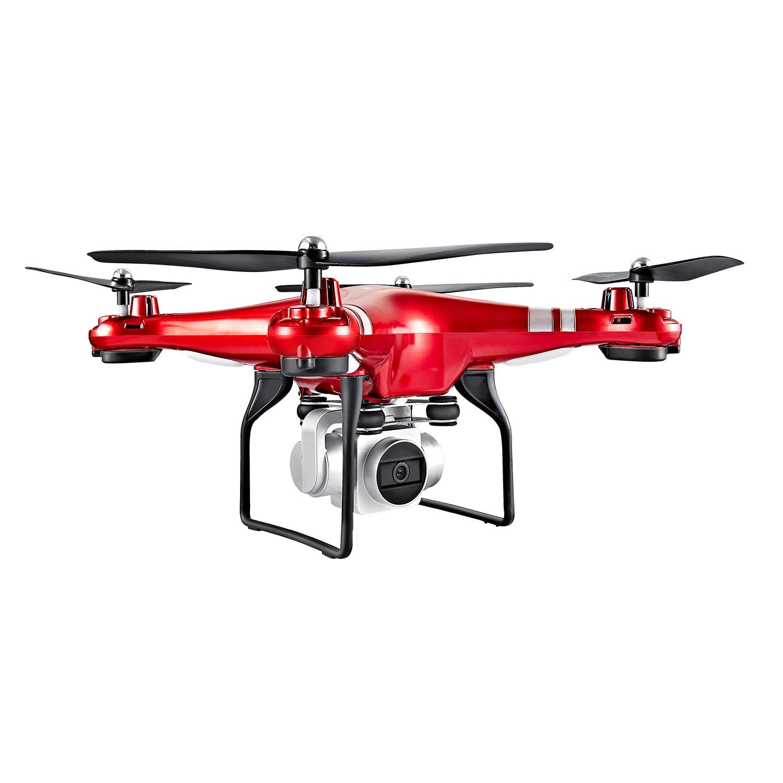Jouets FULAIYING X52 drone FPV WIFI 2MP HD caméra RC quadrirotor Micro-télécommande hélicoptère RC drone kit hélicoptère racer ai