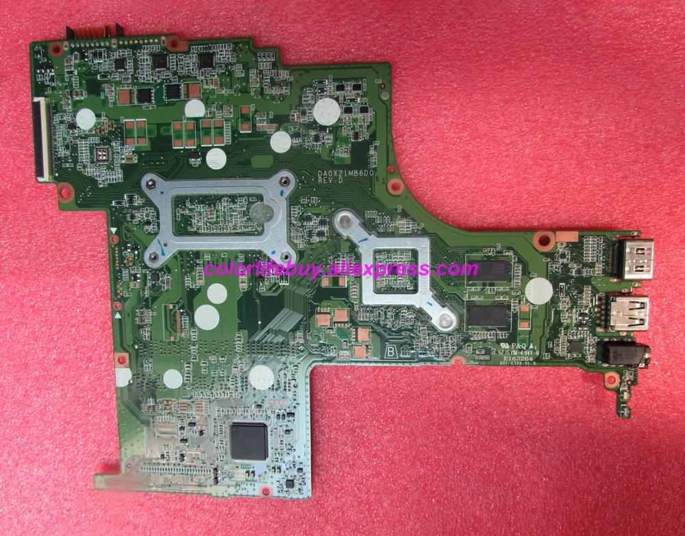 Image 2 - Genuine 809408 601 809408 501 809408 001 DA0X21MB6D0 R7M360 2GB A10 8700P Laptop Motherboard for HP 15 AB 15Z AB00 NoteBook PC-in Laptop Motherboard from Computer & Office
