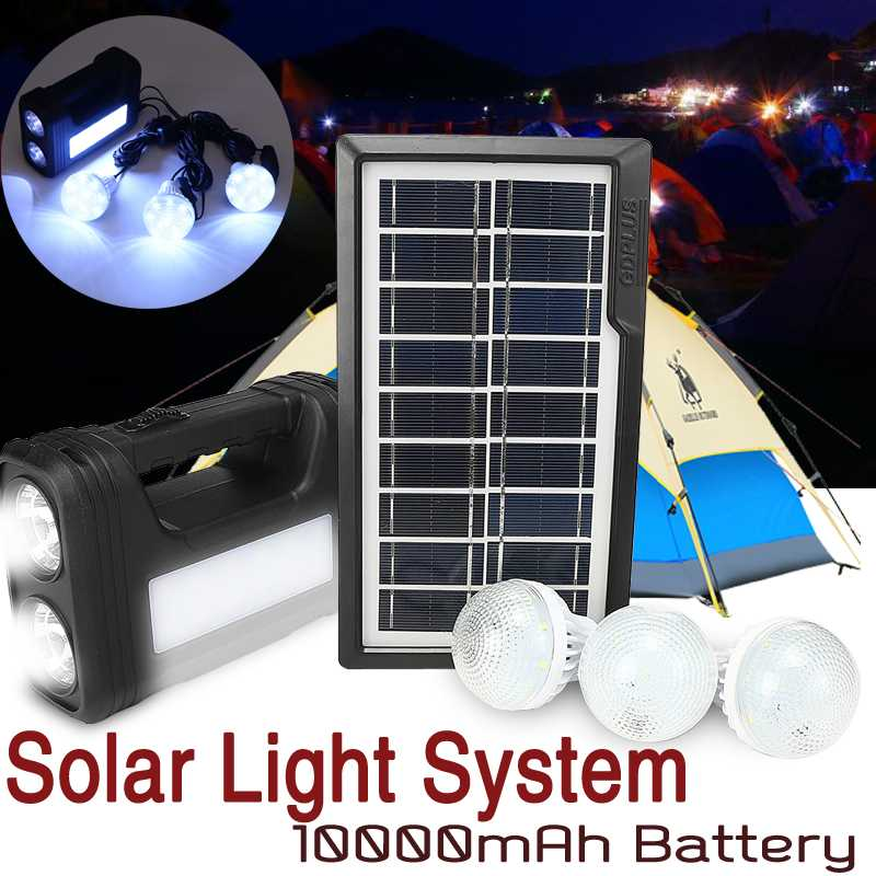 Soldonweb Home Solar Power And Led Lighting: Home USB Charger System Solar Power Panel Generator Kit