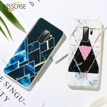 KISSCASE Marble Pattern Case For Galaxy S9 S8 Plus Note 9 8 S7 3D Geometric Capa For Samsung Galaxy A5 J3 J5 2017 Soft TPU Case