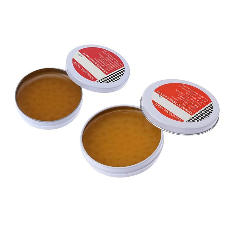 1Micron 10g/50g Welding Fluxes Mild pH Environmental Soldering Flux Paste Welding Soldering Practical Metalworking Instruments