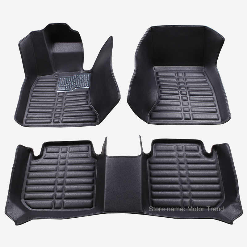 Car floor mats for Infiniti FX35 FX37 FX45 FX50 QX70 G25 G35 G37 Q50 EX25 EX35 QX50 ESQ 3D car styling carpet rugs liners
