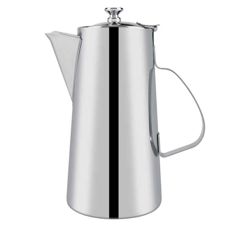 Novo Aço Inoxidável 2L Arte Latte Jarro Jarro Espumar o Leite Xícaras de Cappuccino Café Espresso Caneca de Café Artesanato Pote ferramentas