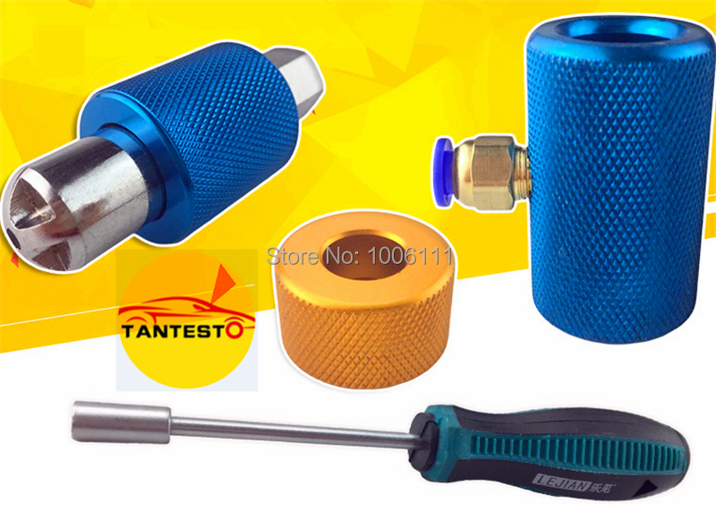 diesel common rail injector nozzle disassemble tool/diesel oil return clamp tool/disassemble wrench for CATT 320D,