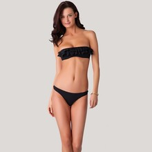 Mini Bikini 2016 Brazilian Swimming Suit Elastic Sexy Beachwear Two Piece  Swim Sets Smart Swimsuit Bathing f3f1d8d222de