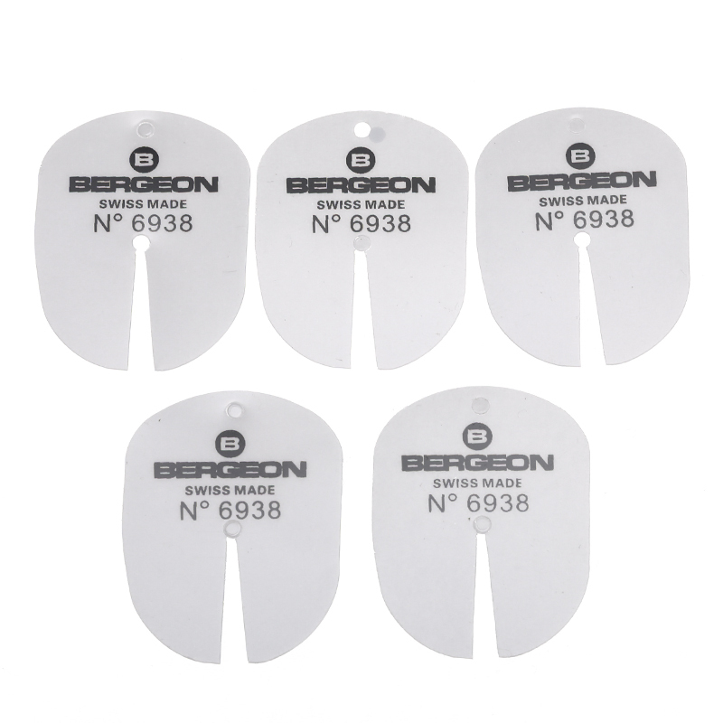 DICTAC Watch Repair Tool Kits 5pcs Watch Dial Protector for Removing Repairing Wristwatch Watch hands Remover