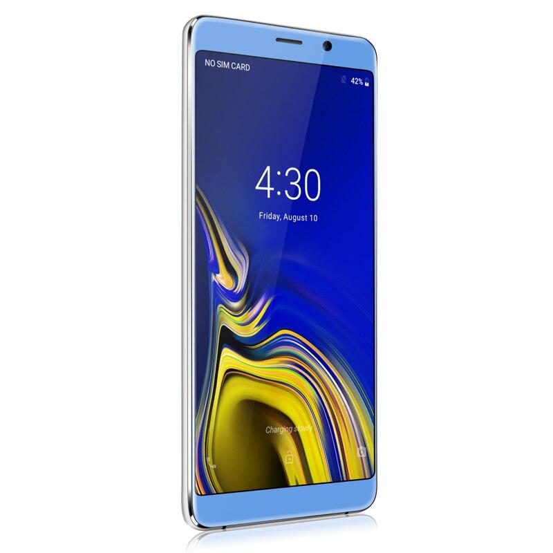XGODY Y27 Dual Sim Smartphone 6 Inch Android 8.1 Quad Core 1GB RAM 8GB ROM Mobile Phone 3G Unlock Cell Phones 2500mAh GPS 5.0MP