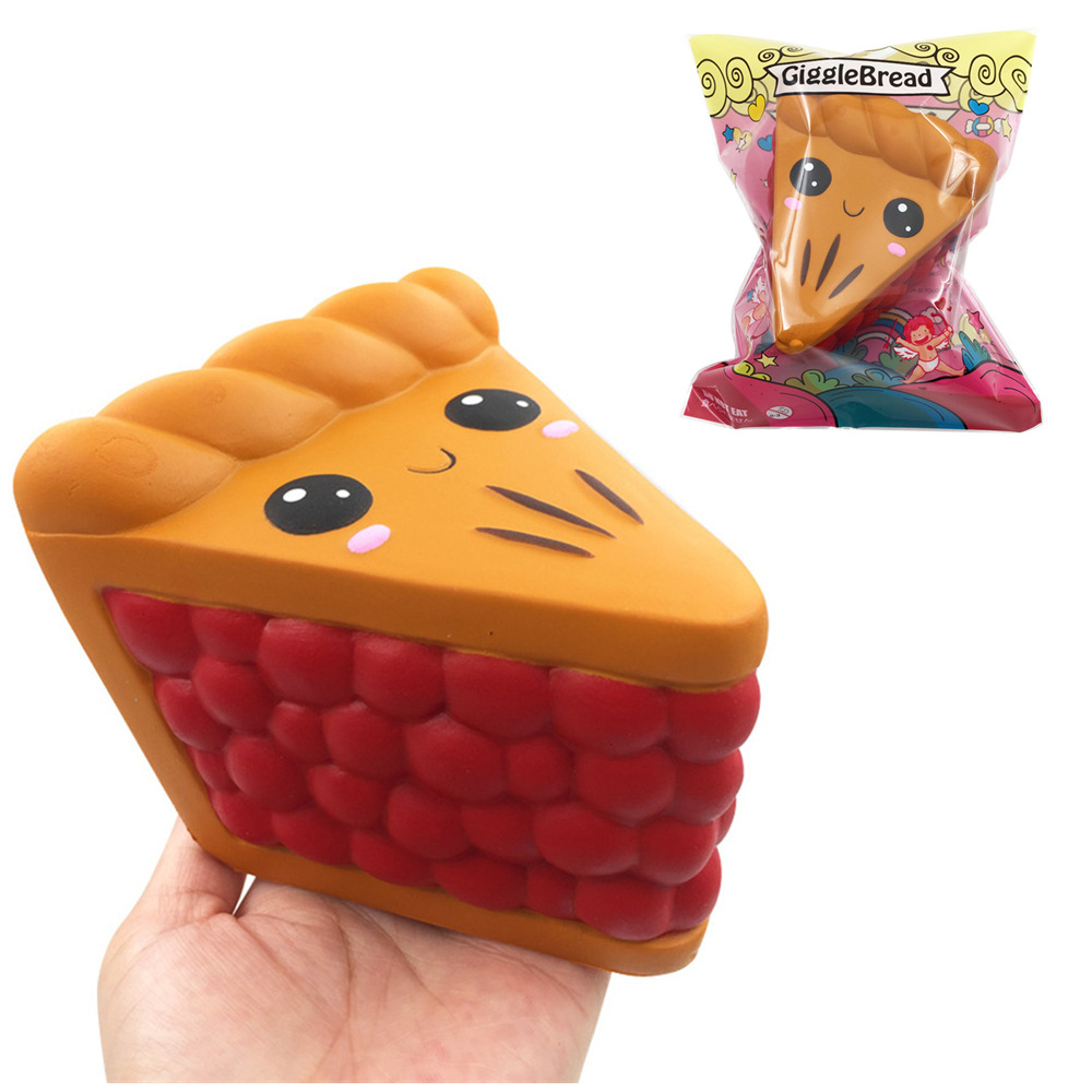 Cellphones & Telecommunications Kawaii Toast Bread For Squishy Jumbo Toy Kids Best 14cm Slow Rising Squishies Cake Toy Collection Gift Toy Phone Strap Key Charm