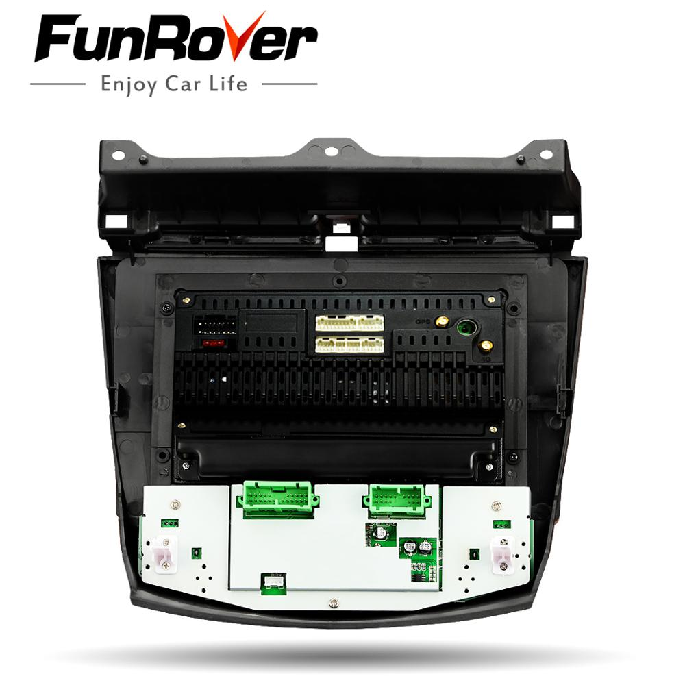 FUNROVER 2.5D android 9.0 gps do rádio