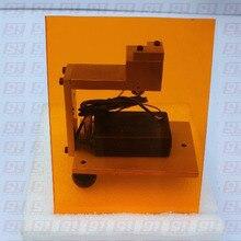 Лазерные окна безопасности для 405 445 450 473nm и 520nm 532nm лазер, размер: 200 мм x 150 мм x 5 мм оптическая плотность> 4