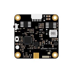 Image 2 - SpeedyBee VTX DVR 5.8G 48CH 600 mW VTX Ingebouwde DVR Ondersteuning Betaflight CMS Controle/IRC Vagebond/PIT Modus voor RC Modellen Onderdeel