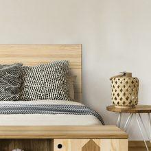 Cabeceros Relax&Wood, Cabecero de madera - 90x80cm - 200x80cm, madera, decoracion, hecho a mano