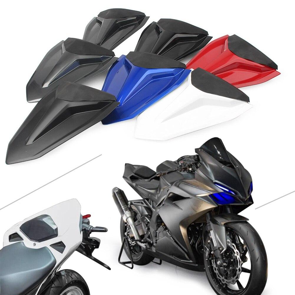 ABS Motorcycle Motor Rear Pillion Passenger Cowl Seat Back Cover For Honda CBR250RR CBR 250RR 2017 2018 17 18 ABS Motorcycle Motor Rear Pillion Passenger Cowl Seat Back Cover For Honda CBR250RR CBR 250RR 2017 2018 17 18