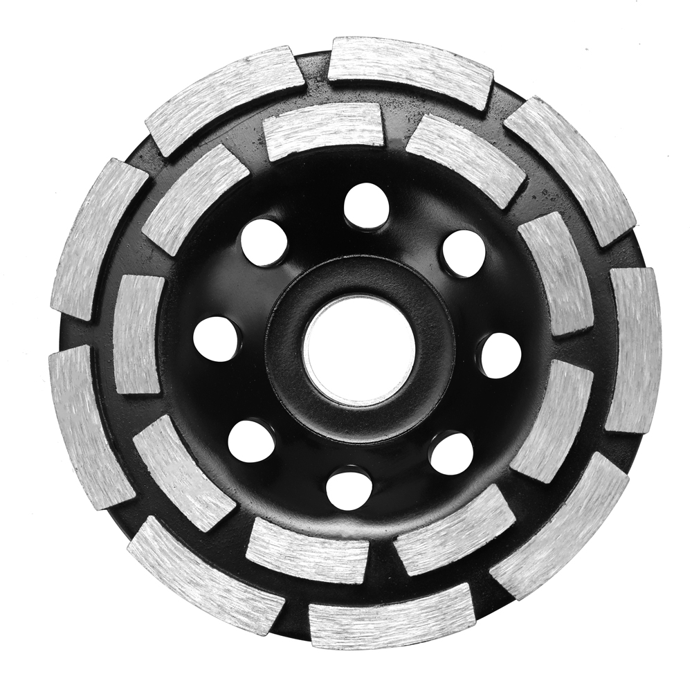 Cup Saw Diamond Grinding Disc Abrasives Concrete Tools