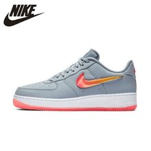 size 40 268ff de359 NIKE AIR FORCE 1  07 homme Skate Chaussures Confortables En Plein AIR Sport  anti-