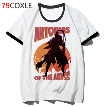 Artorias Of The Abyss t shirt men streetwear for hop hip tee male funny school t-shirt 2019 harajuku top tshirt clothing F2042