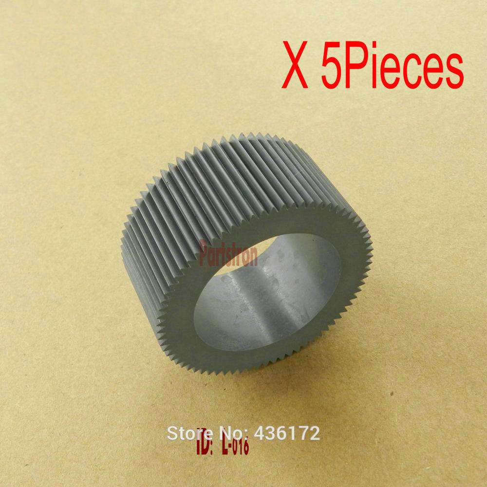 Parstron 6Pieces  Pickup Roller 011 11821  for use in  RISO ES EV RV RZ RP RN FR GR  Duplicator Parts|pickup roller|roller for|riso rp - title=