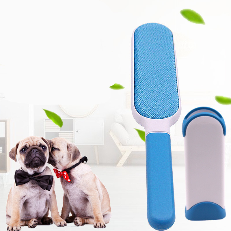1pc Pet Brush Hair Cleaner Cat and Dog Sofa Clothes Removal Device for Dogs Cats Accessories