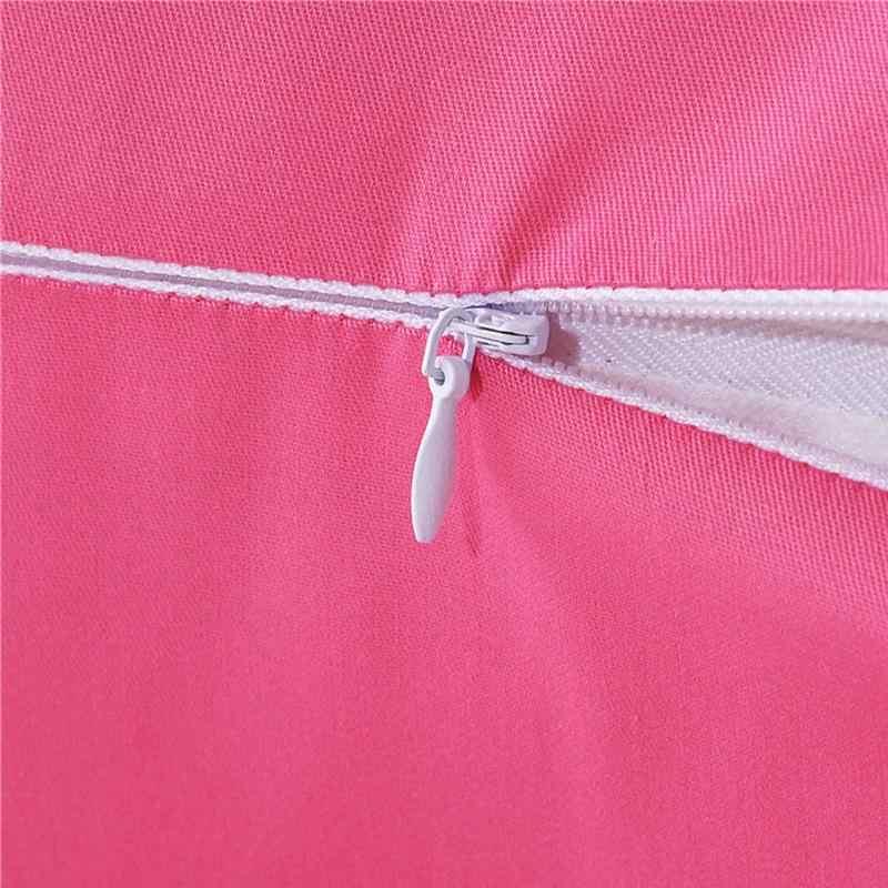 Многофункциональная наволочка, спальная подушка для женщин, хлопковая u-образная Подушка для беременных женщин # SO
