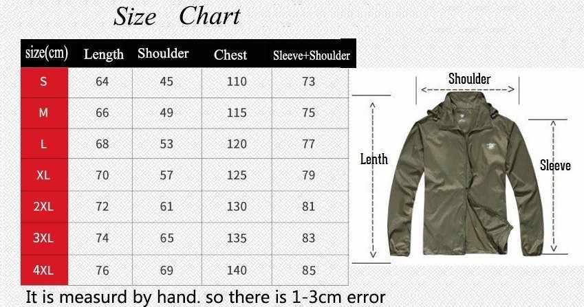 Sommer Tactical Navy Dichtung Leichte Camouflage Jacke Männer Wasserdichte Dünne Kapuze Regenmantel Windjacke Military Armee Haut Jacken