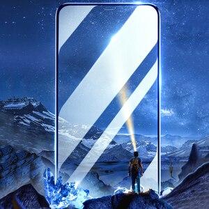 Image 5 - YOYIC 9D 炭素繊維フレーム Iphone 6 7 8 プラススクリーンプロテクター強化 iphone に × XS XR Xs 最大ガラス