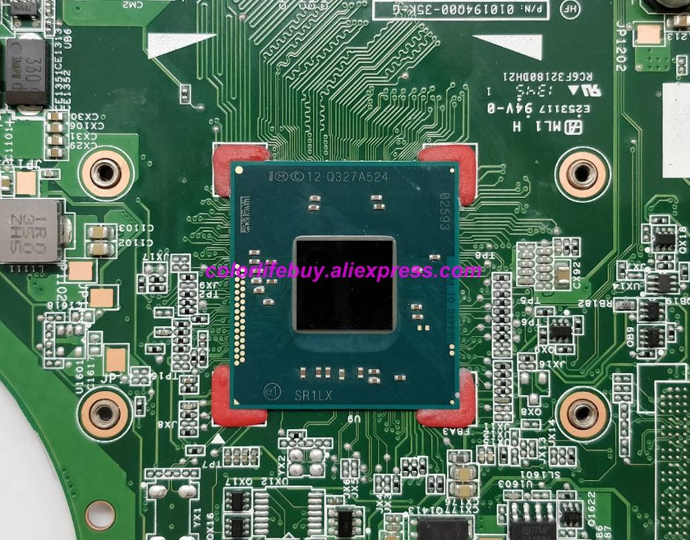 Image 4 - Genuine 747265 001 747265 501 747265 601 w N2810 CPU Laptop Motherboard Mainboard for HP 14 D 240 246 G2 Series NoteBook PC-in Laptop Motherboard from Computer & Office